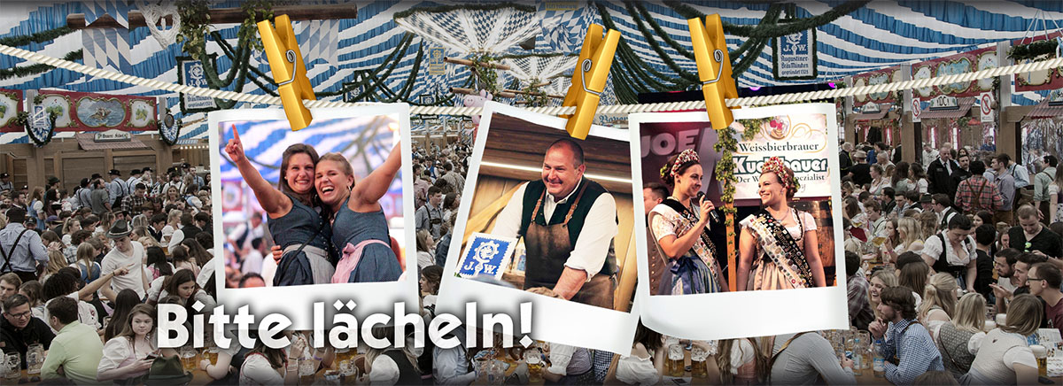 Bilder Galerie der Festhalle Bayernland - Festzelt - München - Schöniger