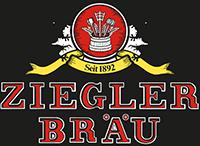 Ziegler Bräu Bier Ausschank in der Festhalle Bayernland in Mainburg 2019 - Gallimarkt