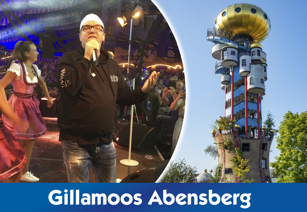 Gillamoos 2022 in der Festhalle Kuchlbauer - Schoeniger Abensberg Hallertau