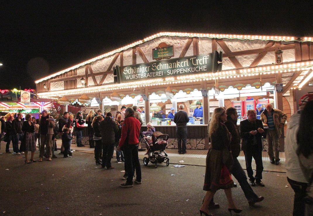 Schmankerl Treff 2021 auf dem Münchner Oktoberfest - Festhalle Bayernland