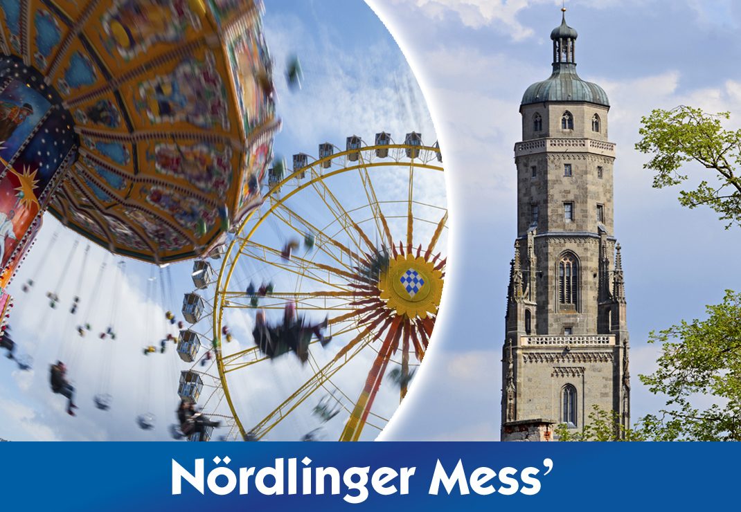 Noerdlinger Mess´ 2022 - Festwirtsfamilie Schöniger - Festhalle Bayernland - Volksfest