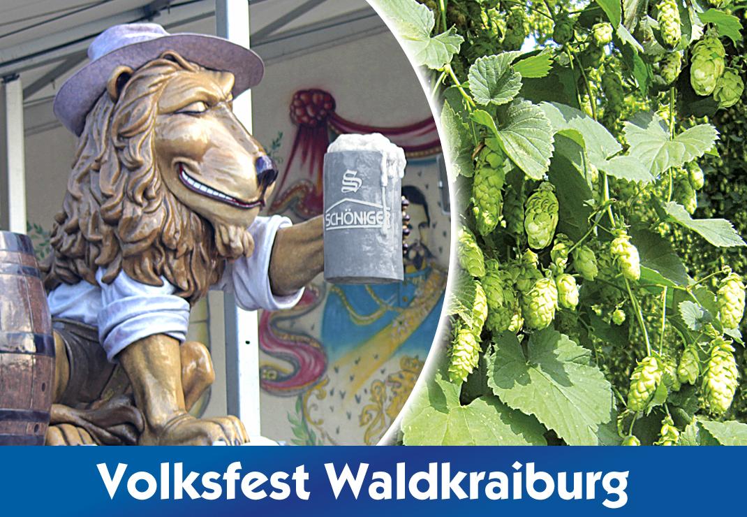 waldkraiburg volksfest 2022 Festhalle Bayernland Schoeniger Festzelt